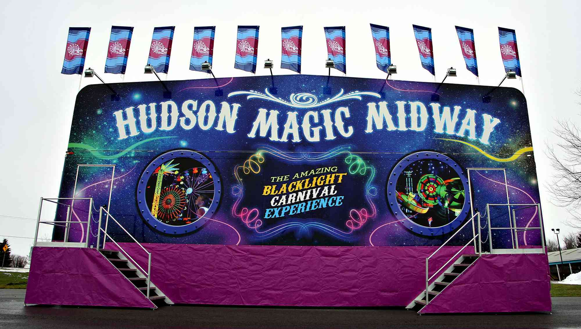 Hudson Magic Midway Image