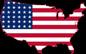 U. S Map